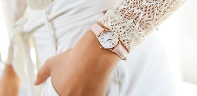 Pretty in Pink - være en del af den nyeste steg guld trend