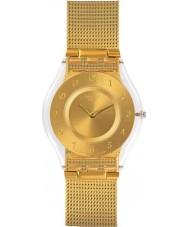 Swatch SFK355M Generøsitet guld stål armbånd ur