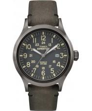 Timex TW4B01700 Mens ekspeditionen analog forhøjede brun ur