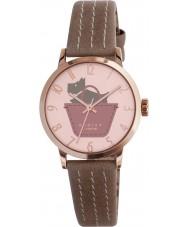 Radley RY2346 Ladies grænsen pungdyr og mørk pink rem ur