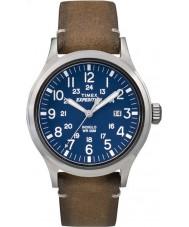 Timex TW4B01800 Mens ekspeditionen analog forhøjet tan læderrem ur