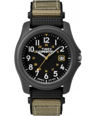 Timex T42571 Mens Black camper ekspedition ur