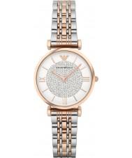 Emporio Armani AR1926 Ladies to tone stål dress watch