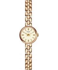 Rotary LB02543-03 Ladies ure forgyldt ur