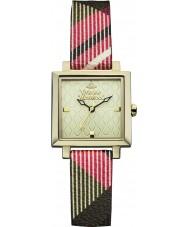 Vivienne Westwood VV087GDBR Ladies udstiller ur