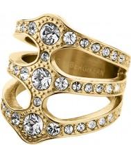 Dyrberg Kern 333764 Ladies robinie krystal ring - størrelse s
