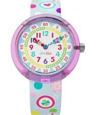 Flik Flak FBNP064 Piger sukker bunchy flerfarvet ur