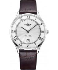 Rotary GS08300-01 Herre ultra slank ur