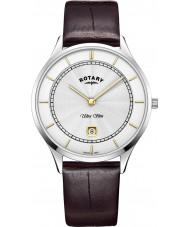 Rotary GS08300-02 Herre ultra slank ur