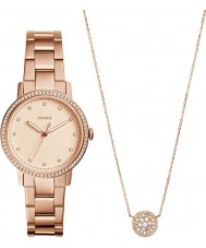 Fossil ES4330SET Ladies neely watch gave sæt