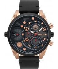 Police 15381JSRB-61 Herre vigor ur