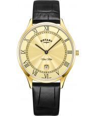 Rotary GS08303-03 Herre ultra slank ur