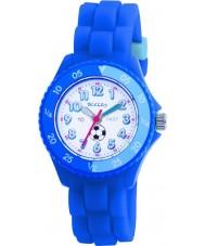 Tikkers TK0002 Kids blå gummi ur