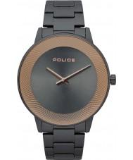 Police 15386JSU-61M Herre solopgang ur