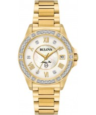 Bulova 98R235 Ladies marine star ur
