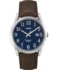 Timex TW2P75900 MENS let læser blå brun ur
