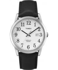 Timex TW2P75600 MENS let læser sort læderrem ur