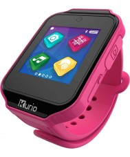 Kurio C16501 Kids pink resin touch screen smarte ur