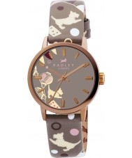 Radley RY2068 Ladies pungdyr cirkus print læderrem ur