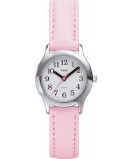 Timex T79081 Kids hvid pink min første vagt