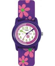 Timex T89022 Kids tid lærer blomster watch