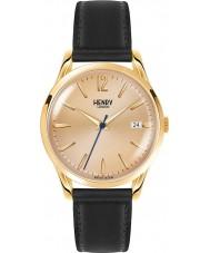 Henry London HL39-S-0006 Westminster brun læderrem ur