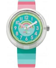Flik Flak FPNP014 Stripy drømme watch