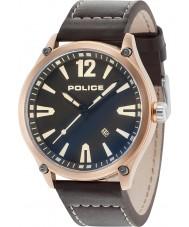 Police 15244JBR-02 Mens denton ur