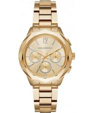 Karl Lagerfeld KL4006 Ladies optik forgyldt kronograf ur