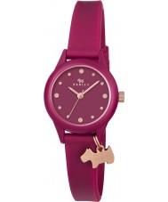 Radley RY2438 Dameur det rubin silikone rem ur