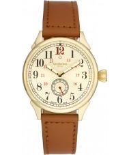 Minster 1949 MN03GLGL10 Mens Boyland tan læderrem ur