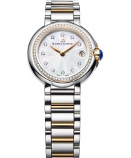 Maurice Lacroix FA1003-PVP23-170-1 Ladies fiaba runde to tone ur med diamanter