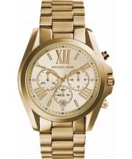 Michael Kors MK5605 Ladies lexington forgyldt kronograf ur