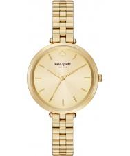 Kate Spade New York 1YRU0858 Ladies holland forgyldt armbånd ur