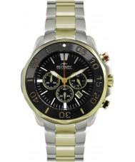 Rotary AGB00067-C-04 Mens AQUASPEED to tone kronograf sportsur