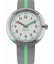 Flik Flak FPNP022 Green band ur