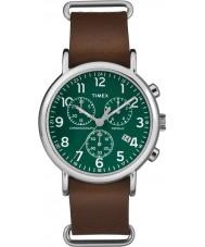 Timex TW2P97400 Weekender ur