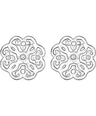 Thomas Sabo H1881-051-14 Ladies filigran arabesk sølv ørestikker