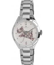 Radley RY4159 Ladies sølv snit gennem hund armbånd ur