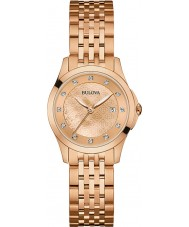 Bulova 97S112 Ladies klassiske ur