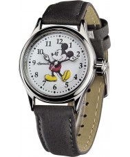 Disney by Ingersoll 25570 Ladies klassiske Mickey Mouse grå nubuck strap watch