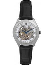 Rotary GS90508-02 Mens les originales jura automatisk skelet sølv ur
