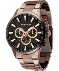 Police 15000JSBN-02M Herre momentum ur