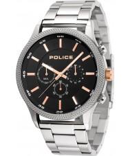 Police 15002JS-02M Herre tempo ur
