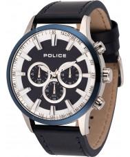 Police 15000JSTBL-03 Herre momentum ur
