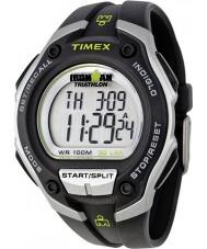 Timex T5K412 Mens Black ironman 30 skødet oversize sport ur