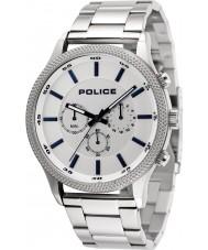 Police 15002JS-04M Herre tempo ur