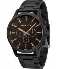 Police 15002JSB-02M Herre tempo ur