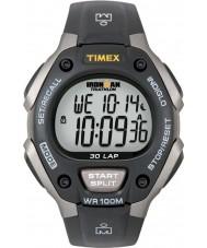 Timex T5E901 Sort ironman 30 skødet fuld størrelse sport ur