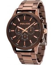 Police 15002JSBN-13M Herre tempo ur